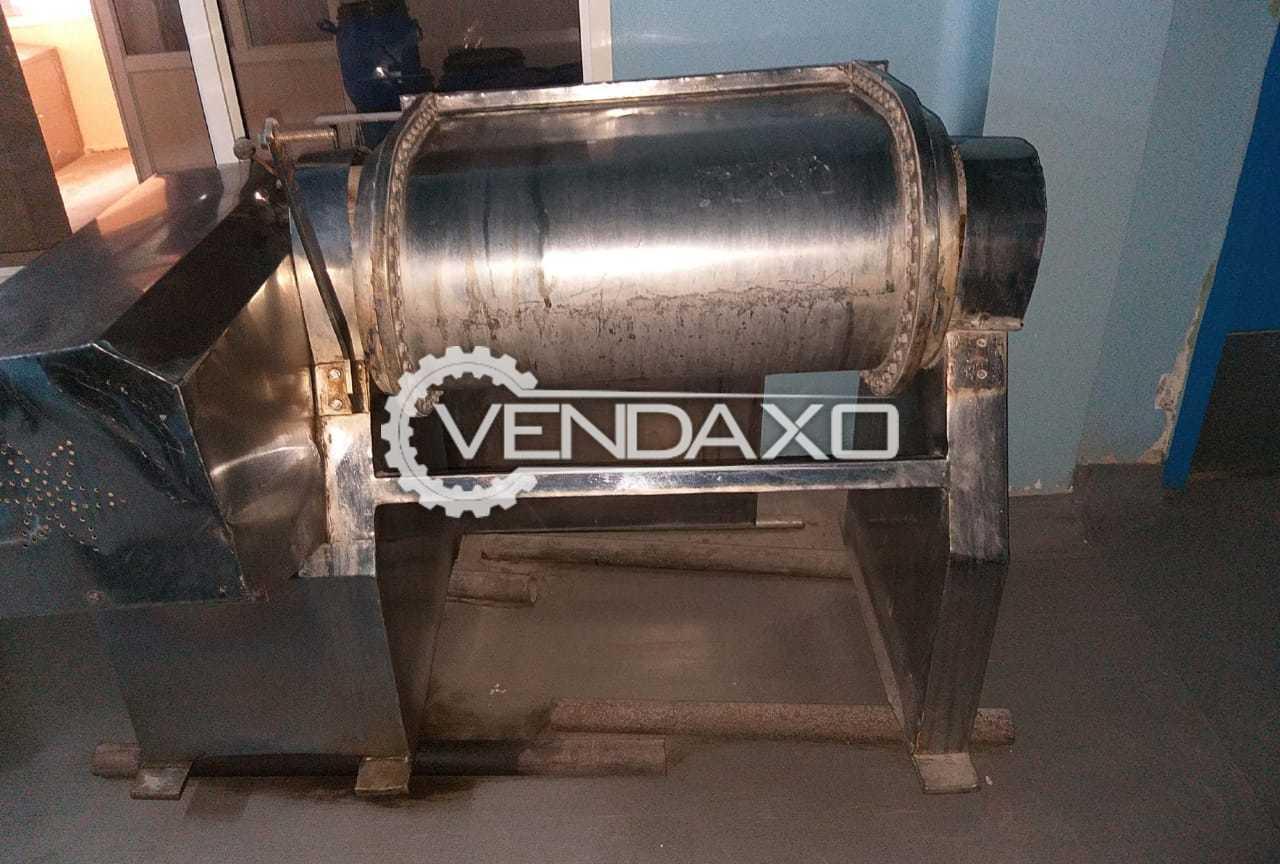 Mass Mixer  - 100 Kg