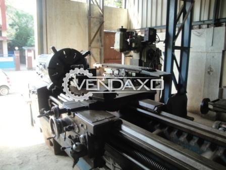 Yamazaki lathe machine 2