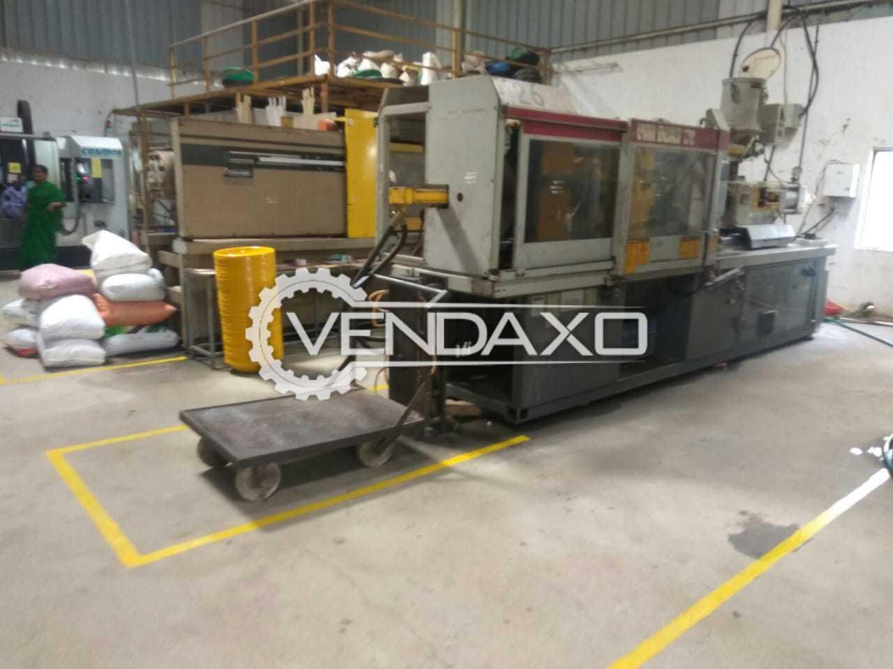 Van Dorn 170 Injection Moulding Machine - 85 Ton