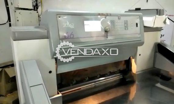Polar 66 E Paper Cutting Machine - 66 CM