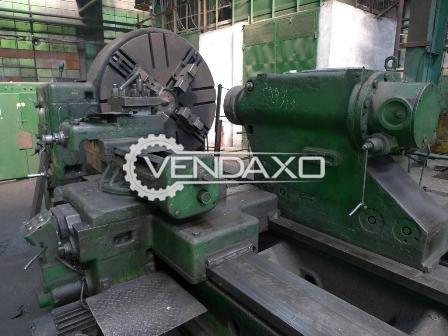 Skoda sr 1600 lathe machine 2