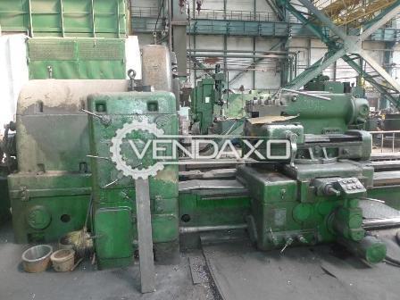 Skoda sr 1600 lathe machine3