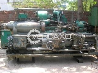 H.ward no.7 lathe machine