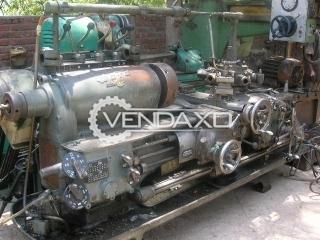H.ward no.7 lathe machine  2