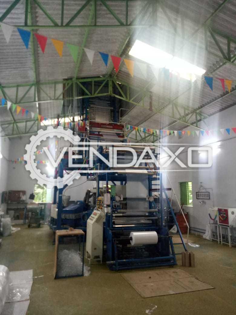 Windsor Plastic Extruder Machine - Width - 1000 mm