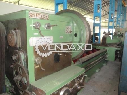 Saro lathe machine 2