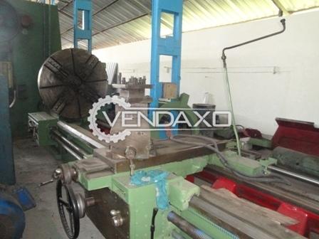 Saro lathe machine  4