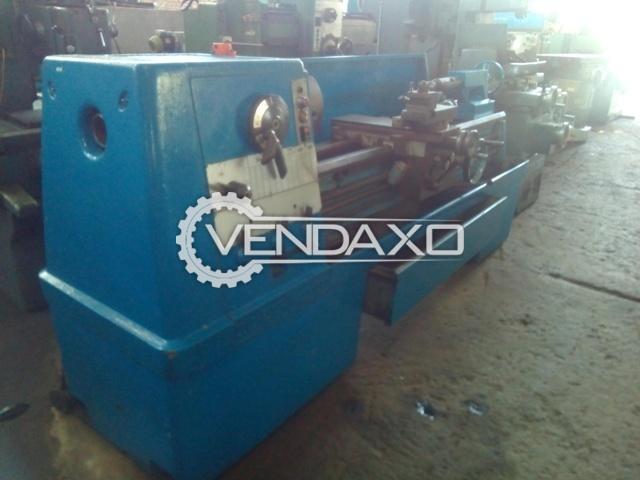 Colchester 1600 lathe machine 2