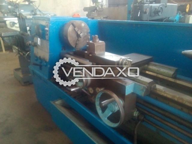 Colchester 1600 lathe machine 4