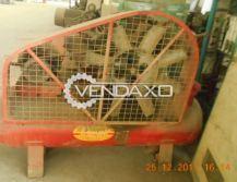 Dimple Air Compressor - 5 HP