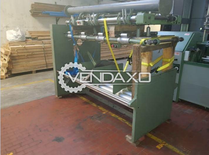 2 Set Of NSC Schlumberger Textile Gill box Machine - Creel - 8 to 12