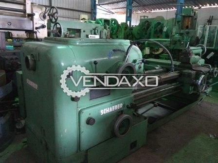 Schaerer lathe machine 3