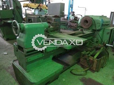 Schaerer lathe machine 4