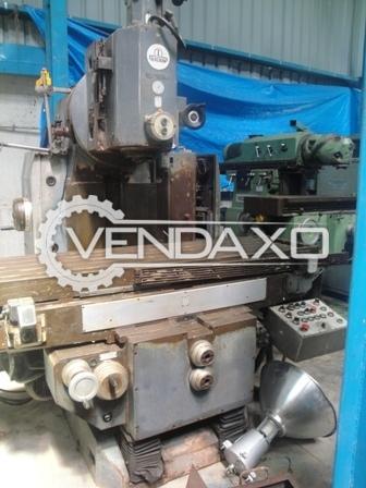 Oerlikon no. 5 horizontal milling machine