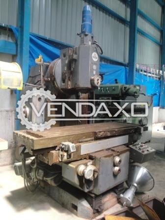 Oerlikon no. 5 horizontal milling machine 2