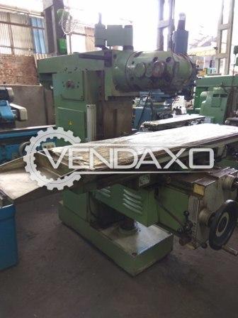 Alcera 1203 universal milling machine
