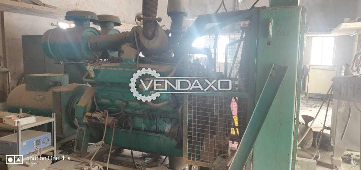 Kirloskar VT Diesel Generator - 500 kVA
