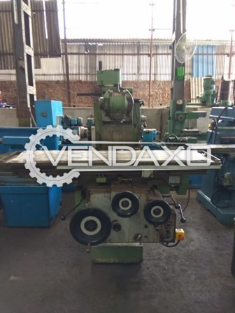 Alcera 1203 universal milling machine 2