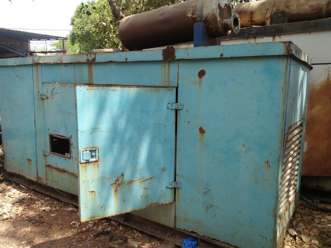 Diesel Genrator - 125 kVA