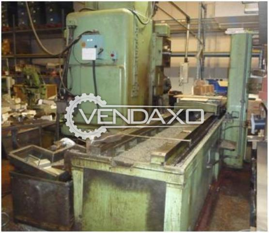 Boremill 30 vertical and horizontal milling machine