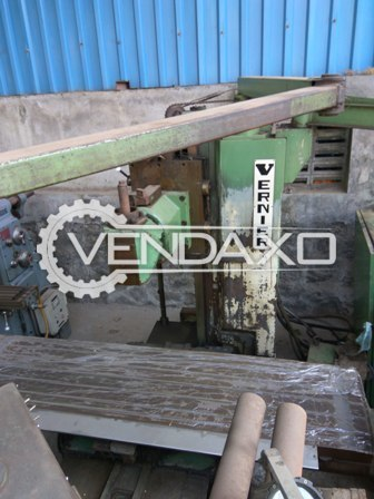 Vernier db 520 horizontal milling machine 1