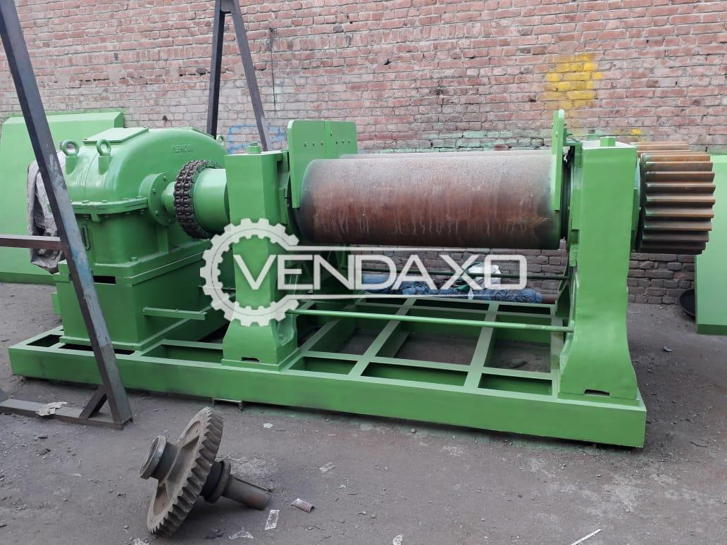 Rubber Mixing Mill - 22 X 60 Inch