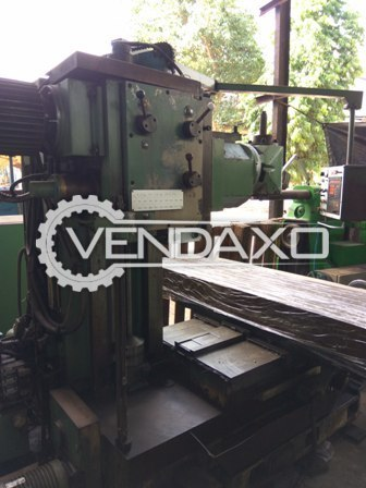 Vernier db 520 horizontal milling machine 3