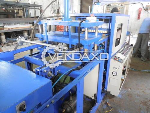 Euro Packing Vacuum Forming Machine - 200 KG