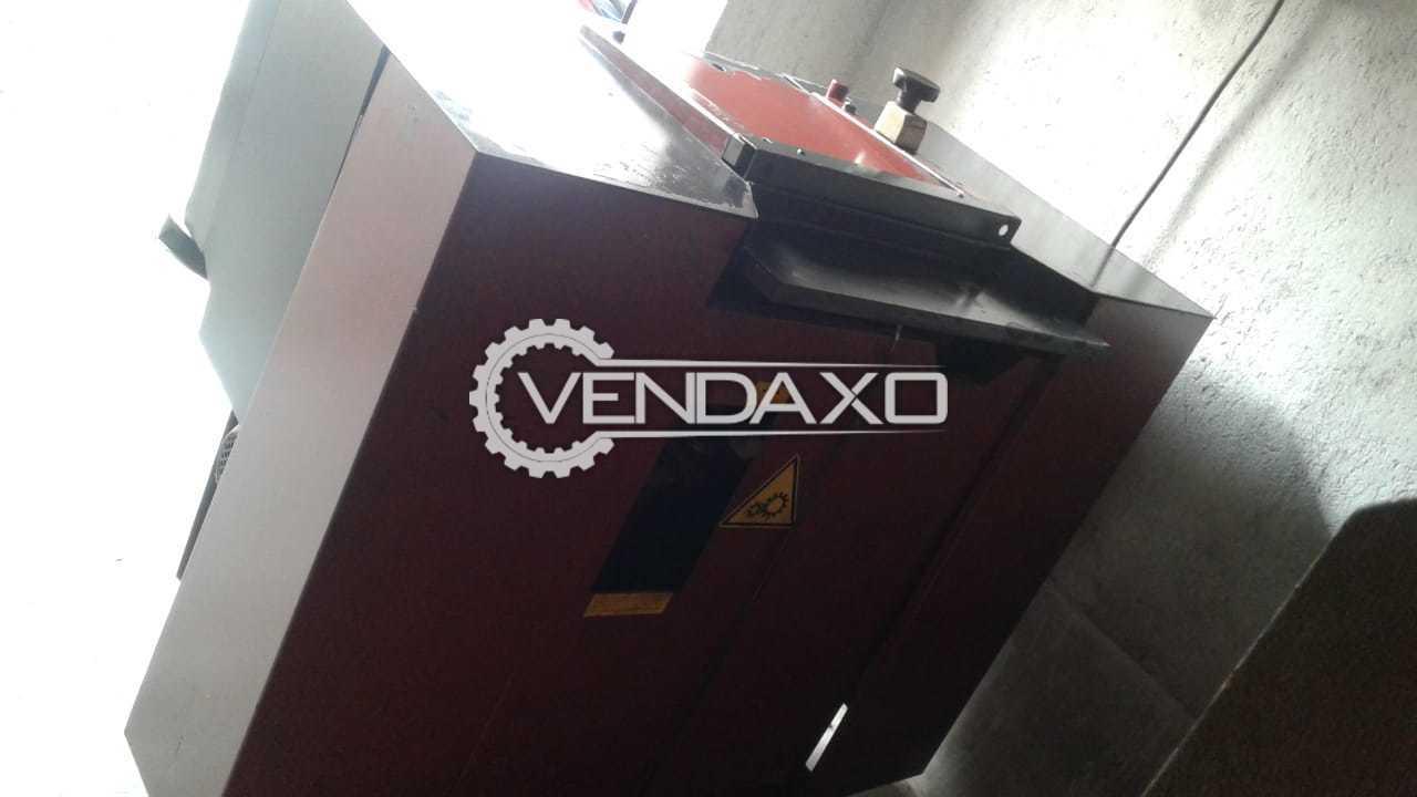 Camoga C360A Leather Splitting Machine - Width - 360 mm