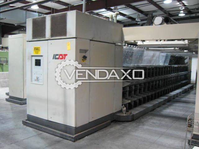 ICBT FT12E2 Texturising Machine 96 Position