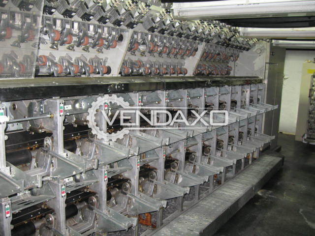 Icbt ft12e2 texturising machine 96 position 2