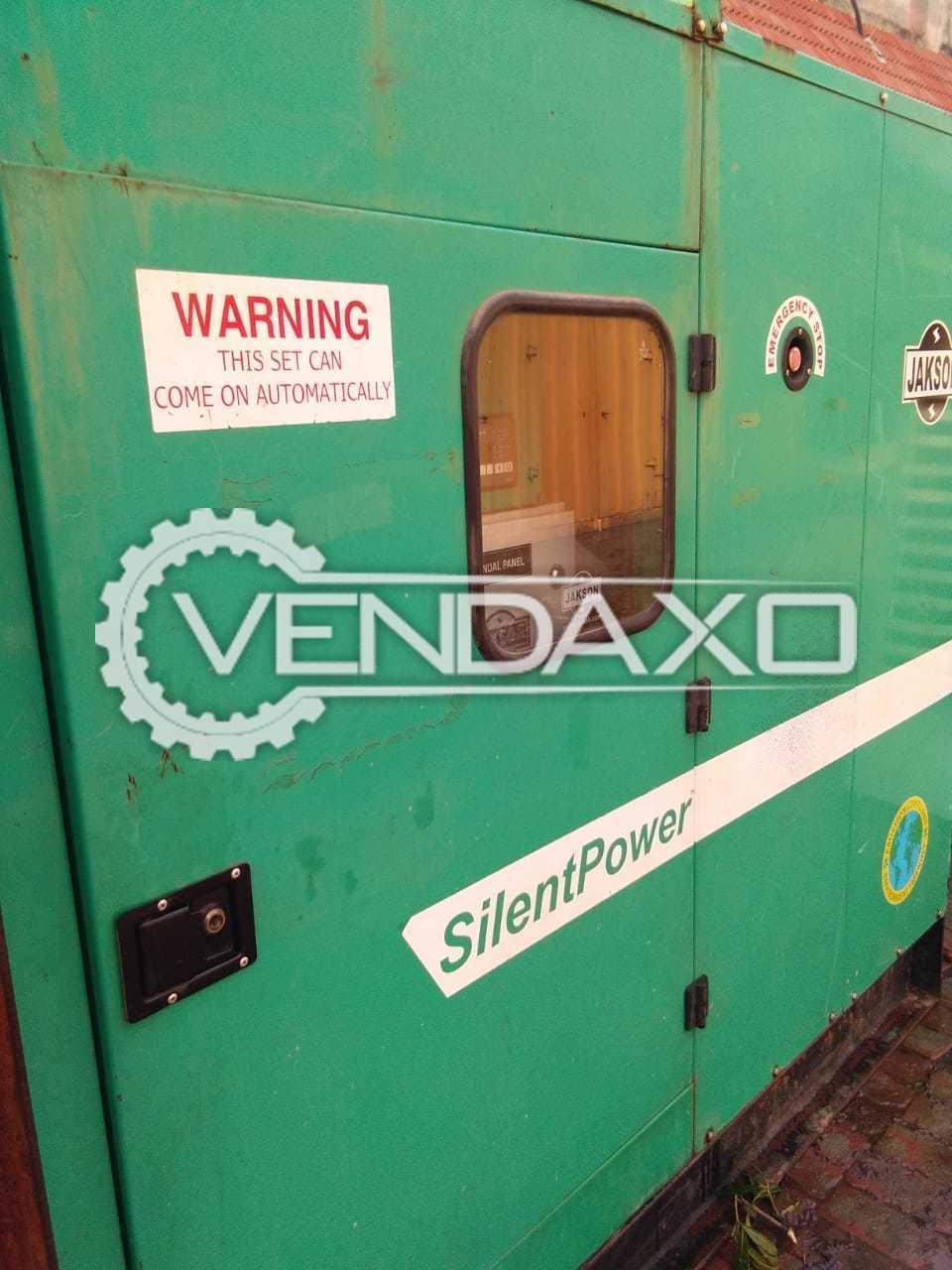 Cummins CJ 250D5 P Silent Diesel Generator - 250 kVA
