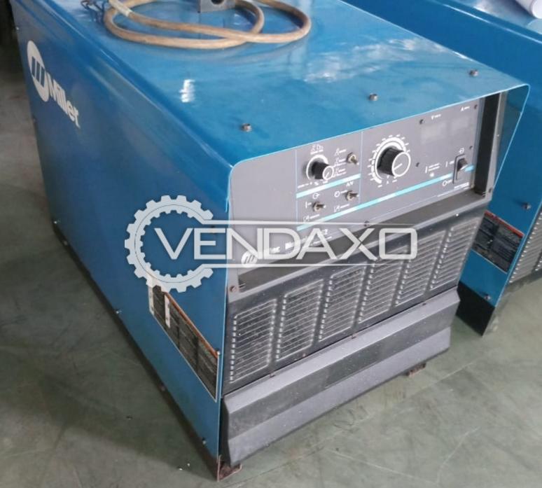 Miller Dimension 652 Welding Machine - 800 Amps