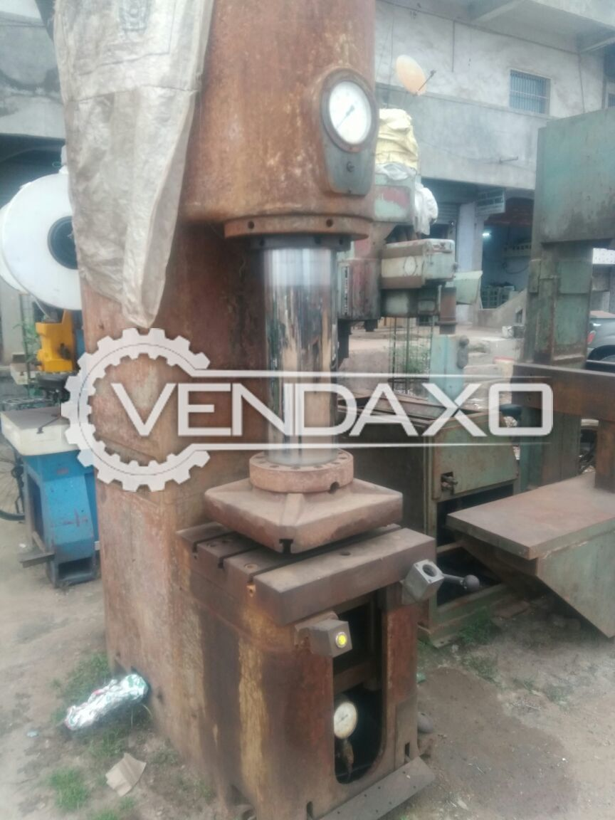 C type hydraulic press 200 ton