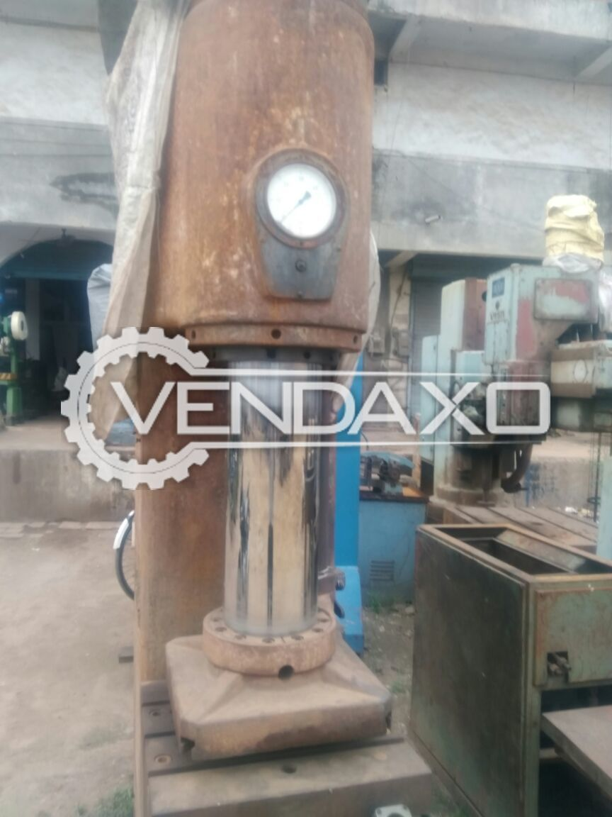 C type hydraulic press 200 ton 2