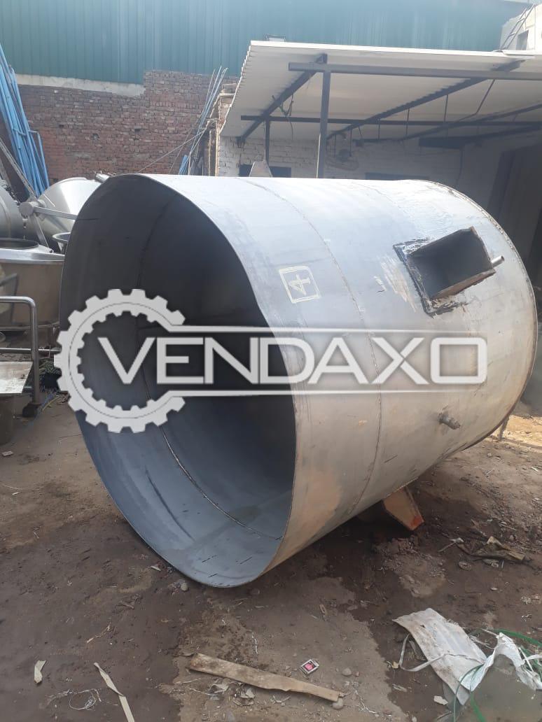 Storage Tank - 3500 Liter
