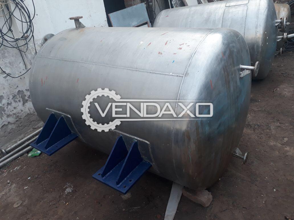 Storage Tank - 2500 Liter