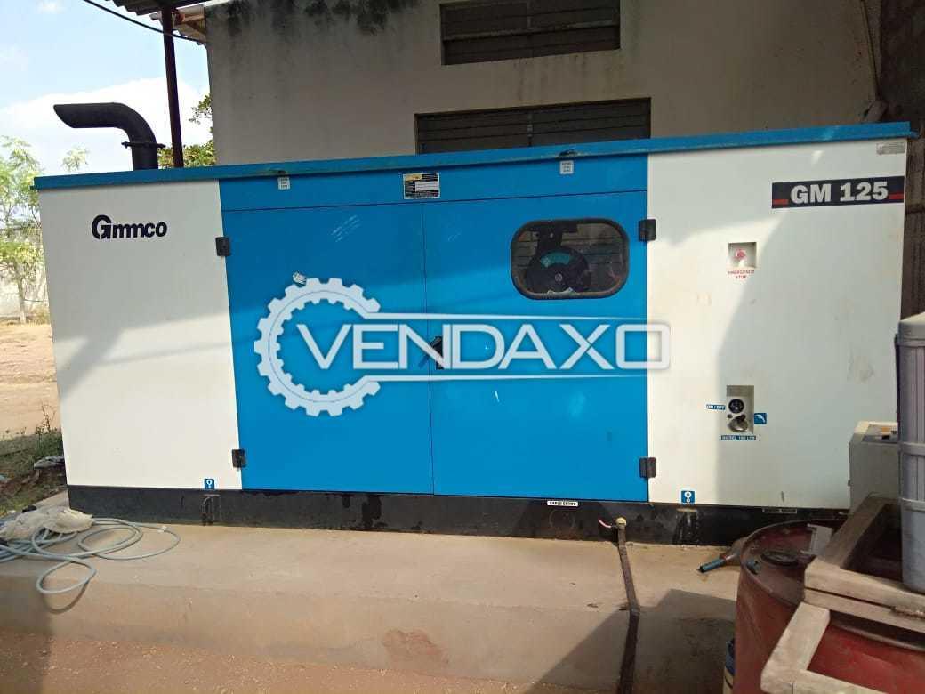 Ashok Leyland Diesel Generator - 125 kVA