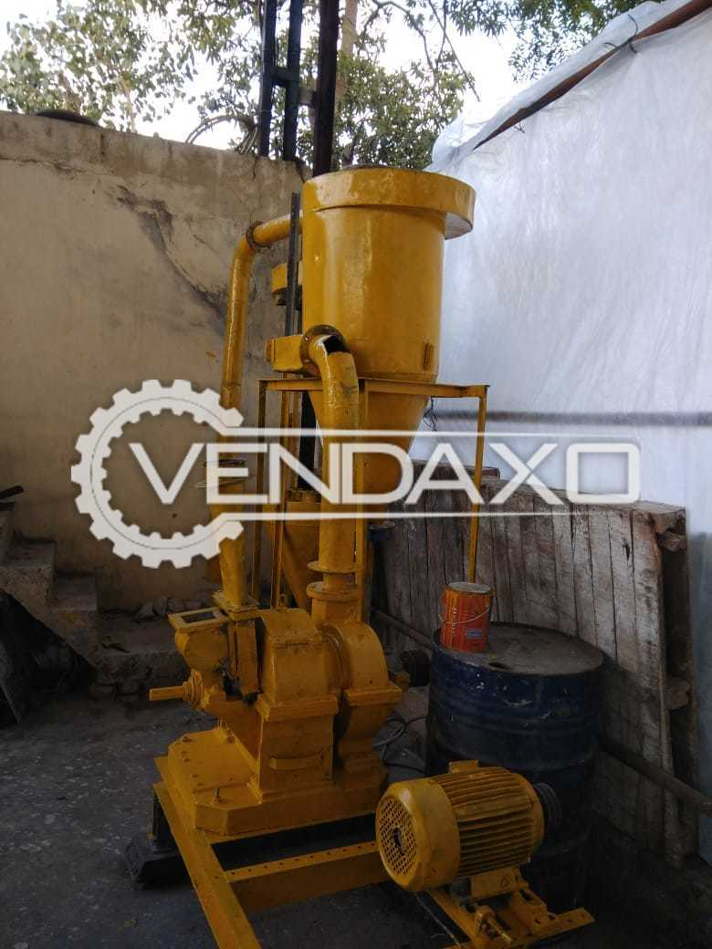 Pulverizer - 16 Inch, Without Motor