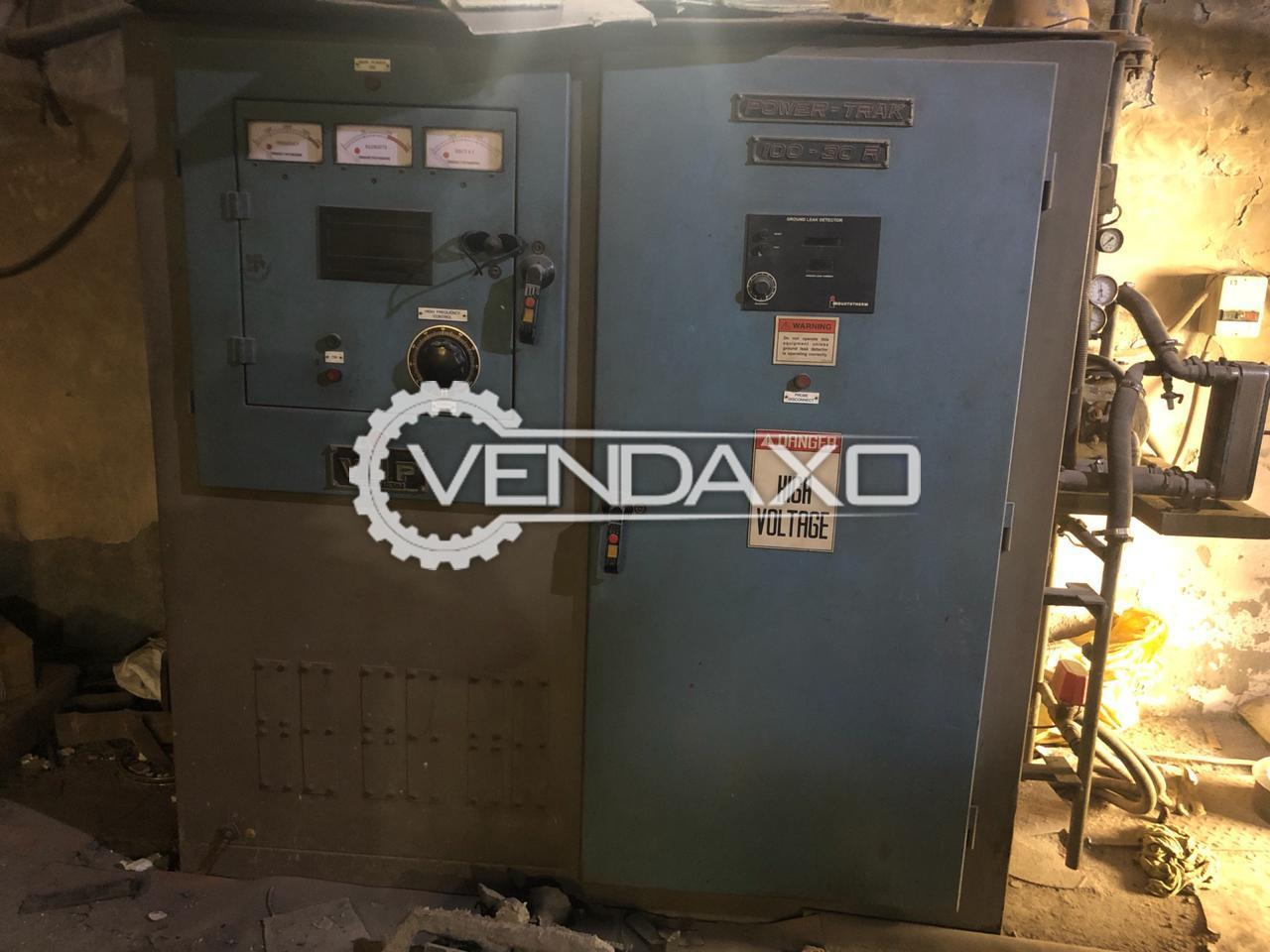 Inductotherm Make Induction Melting Furnace - 150 KG