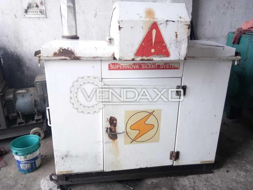 Mahindra & Mahindra Diesel Generator - 4 kW