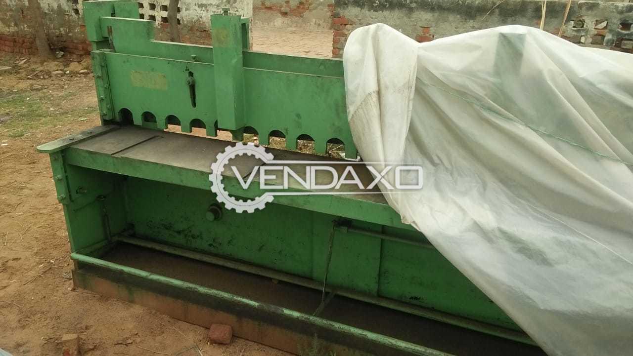 Shearing Machine - 3000 x 8 mm