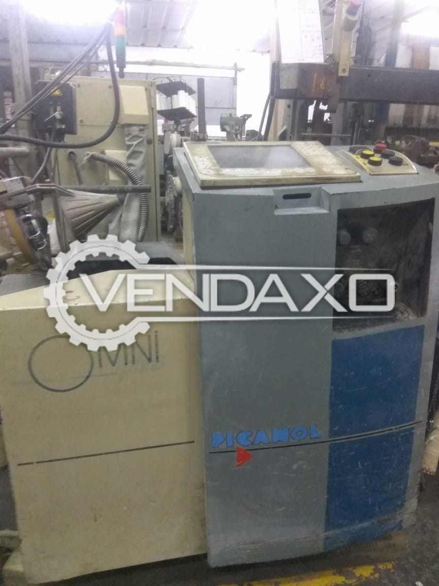 Picanol Omniplus loom Machine - Dobby 2871 - Width 190 cm- 2004 Model