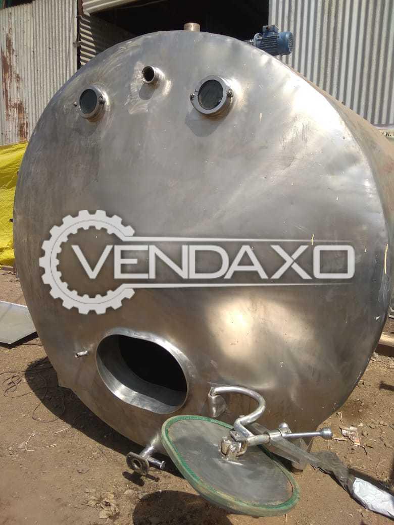 2 Set Of Storage Tank - 5000 Liter