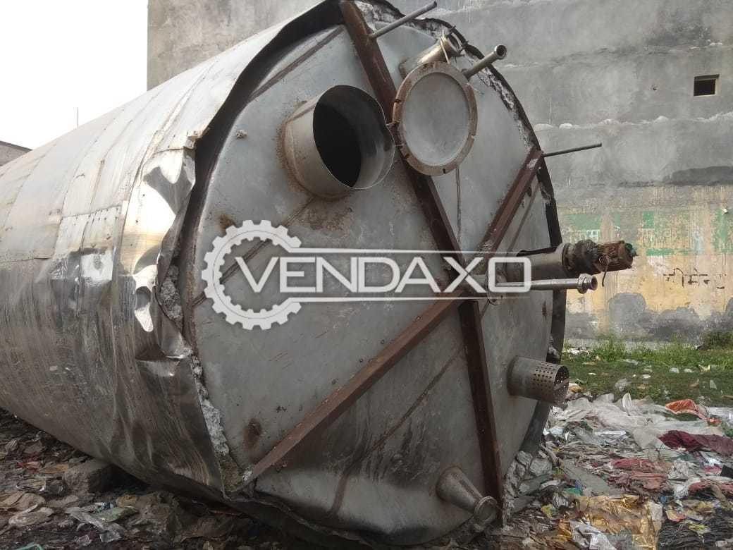 SS 304 Storage Tank - 45000 Liter