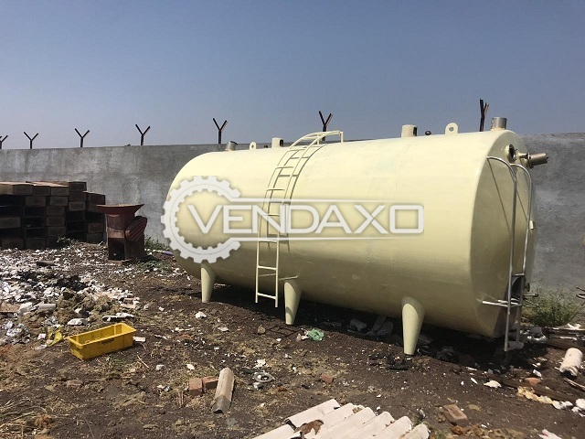 Available For Sale Milk Storage Tank - 10000 & 12000 Liter
