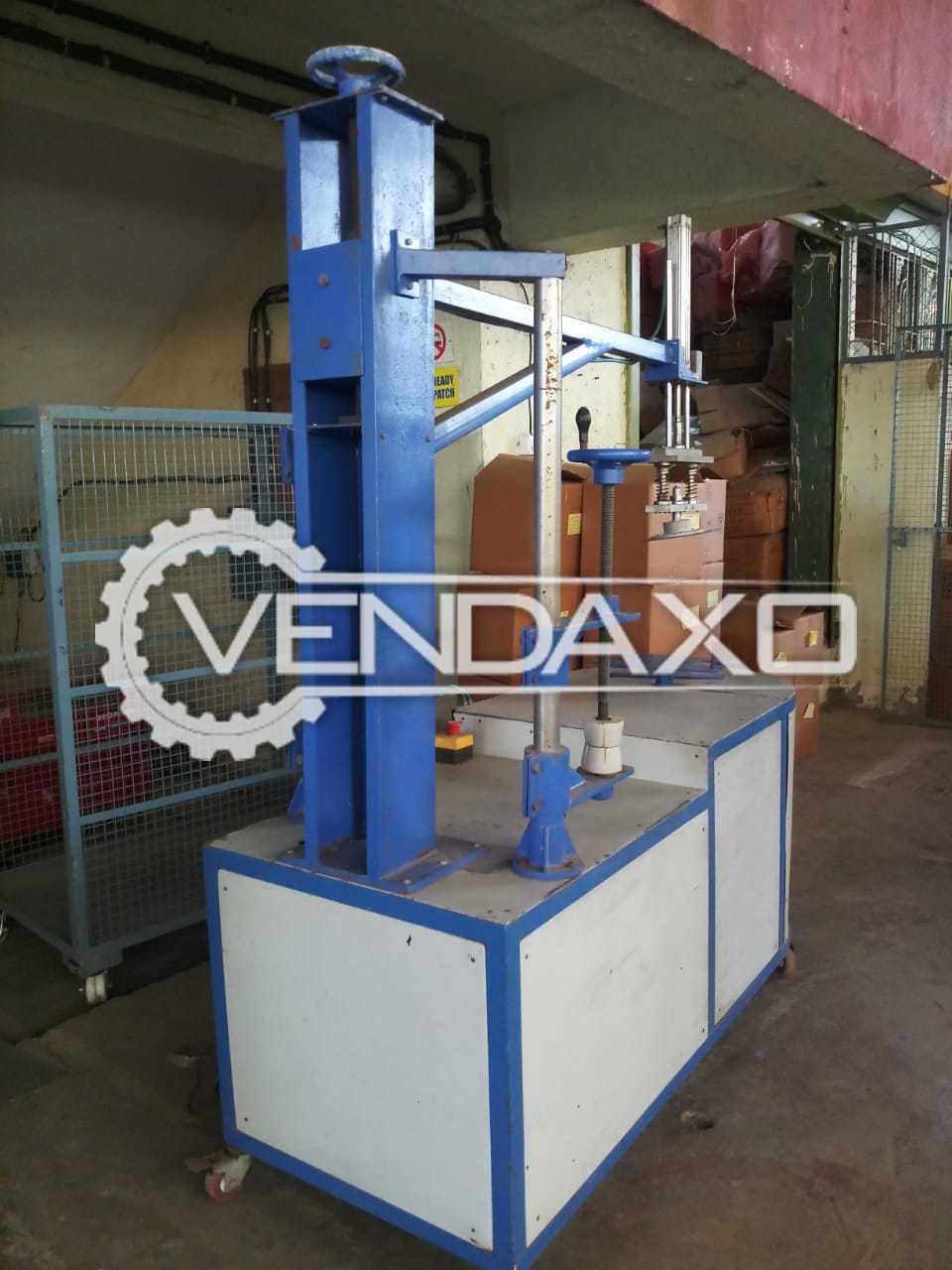 Box Warping Machine - 4.5 x 3 Feet