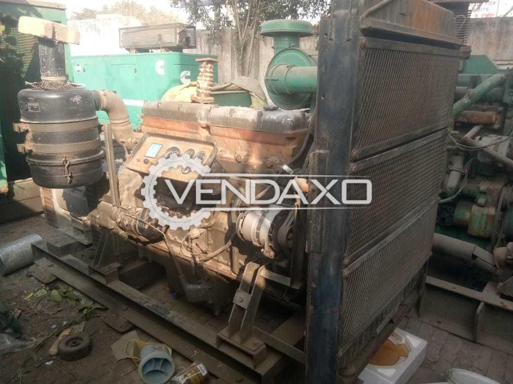 Ashok Leyland 680 Diesel Generator - 125 kVA