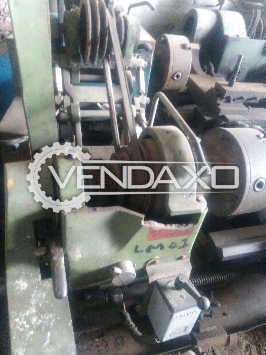 Lathe machine 4.5 standard repeat  4