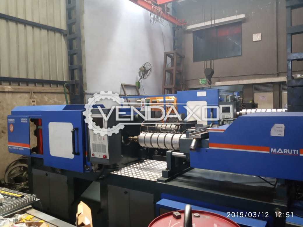 9 Set Of Maruti Engineers Injection Moulding Machinery - 50 to 450 Ton